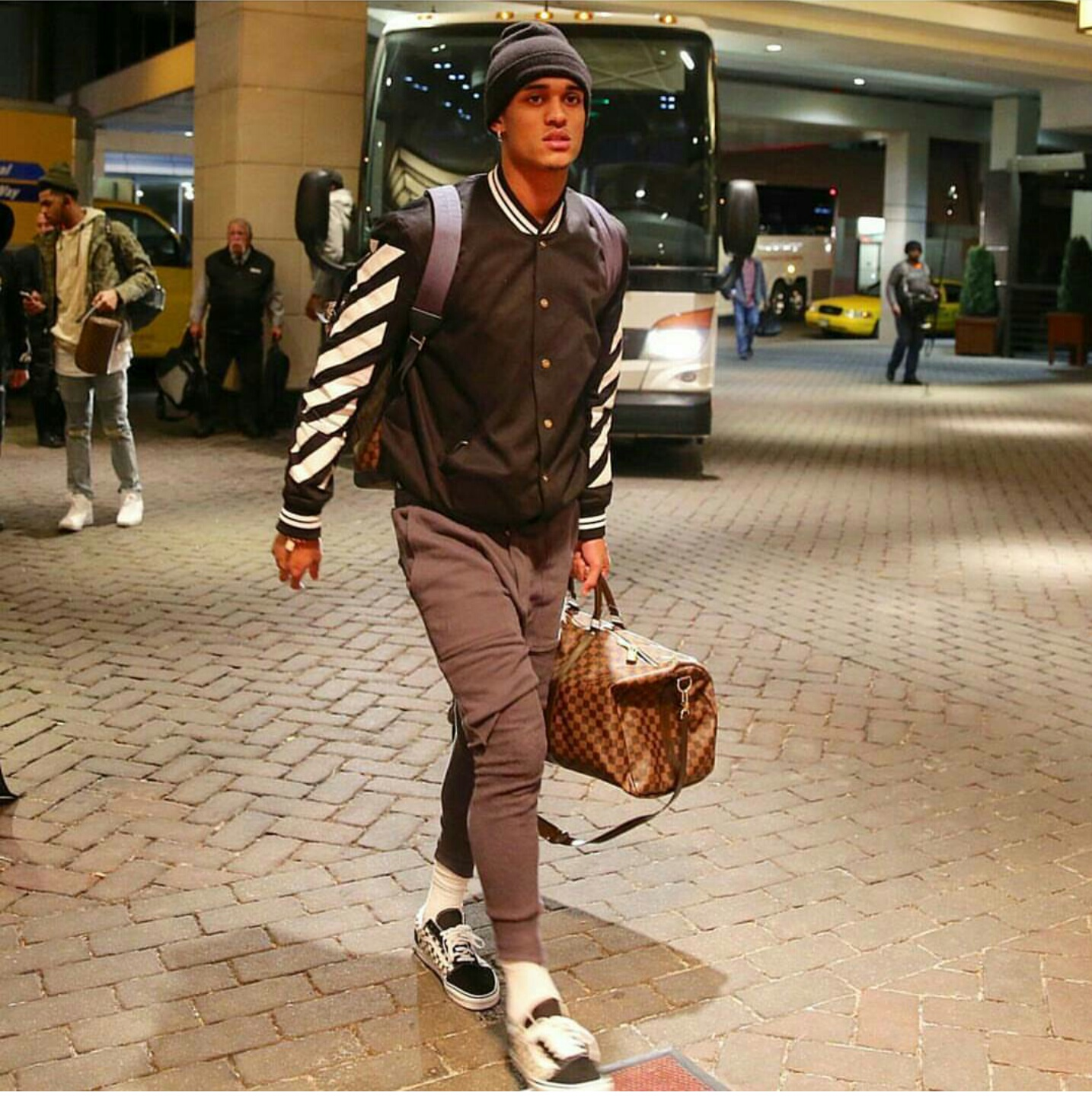 Jordan-clarkson-off-white-jacket