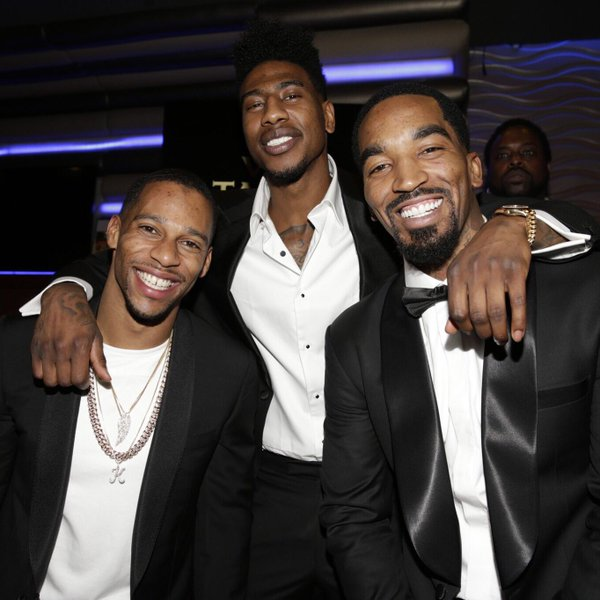J.R. Smith Hosts 1st Annual Casino Night Event To Benefit J.R. Smith Foundation