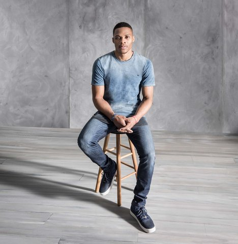 STYLE: Russell Westbrook Debuts New Collection With True Religion