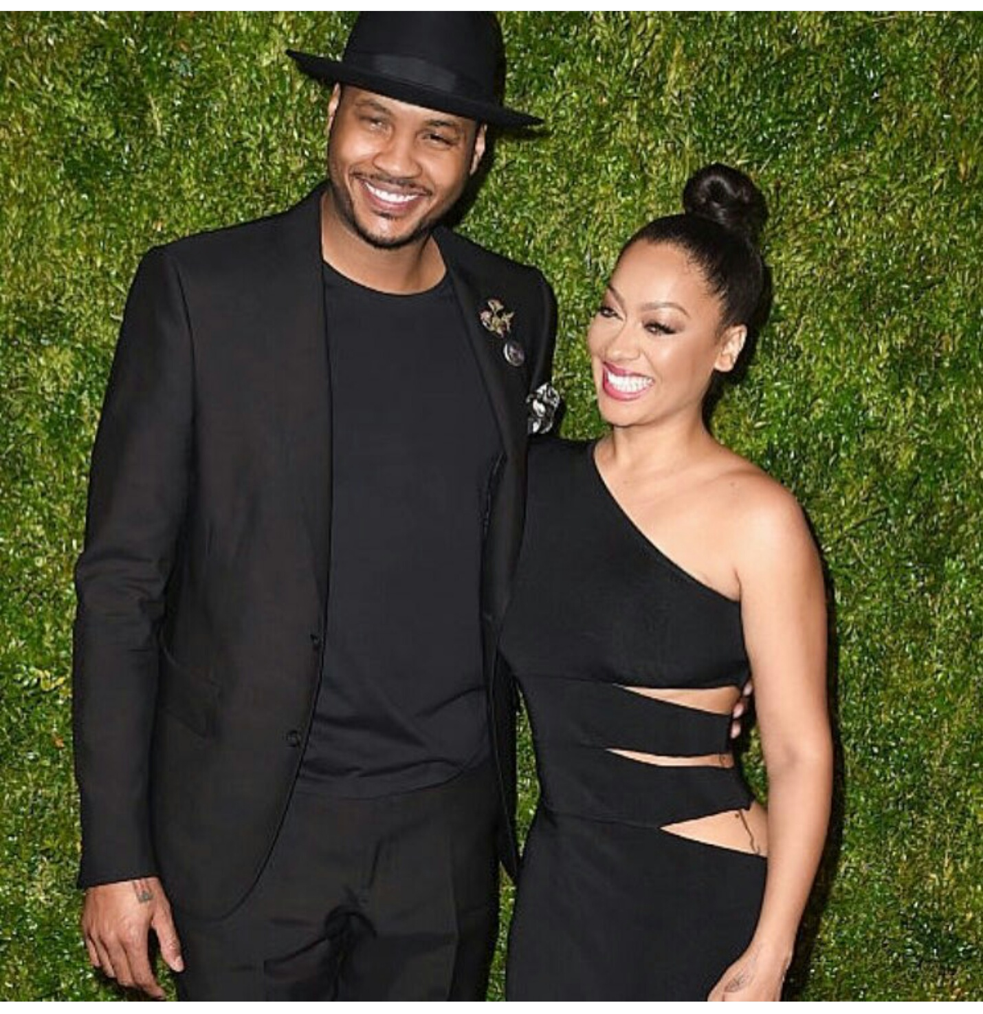 STYLE: Carmelo Anthony Attends 11th Annual Tribeca Film Festival Artists Dinner