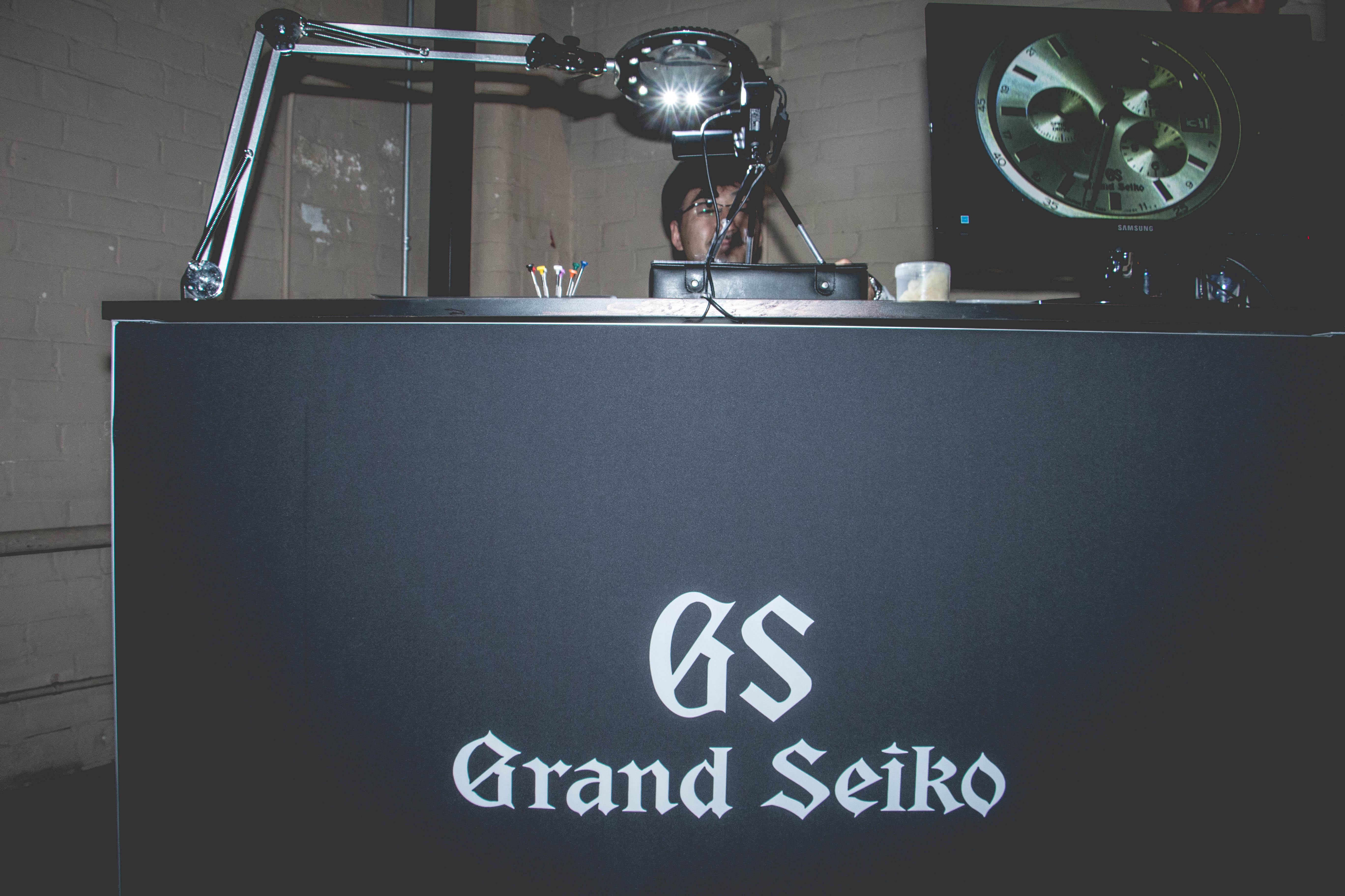 SEIKO Presents Grand SEIKO Watch Collection