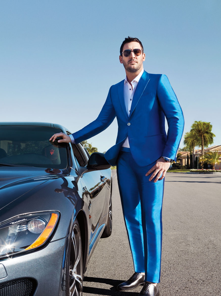 STYLE: Matt Harvey Suits Up For Forbes Mag, Talks 2016 Season, Men's Fashion And More