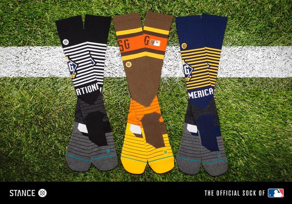 STANCE Socks Is Bringing Style To The MLB
