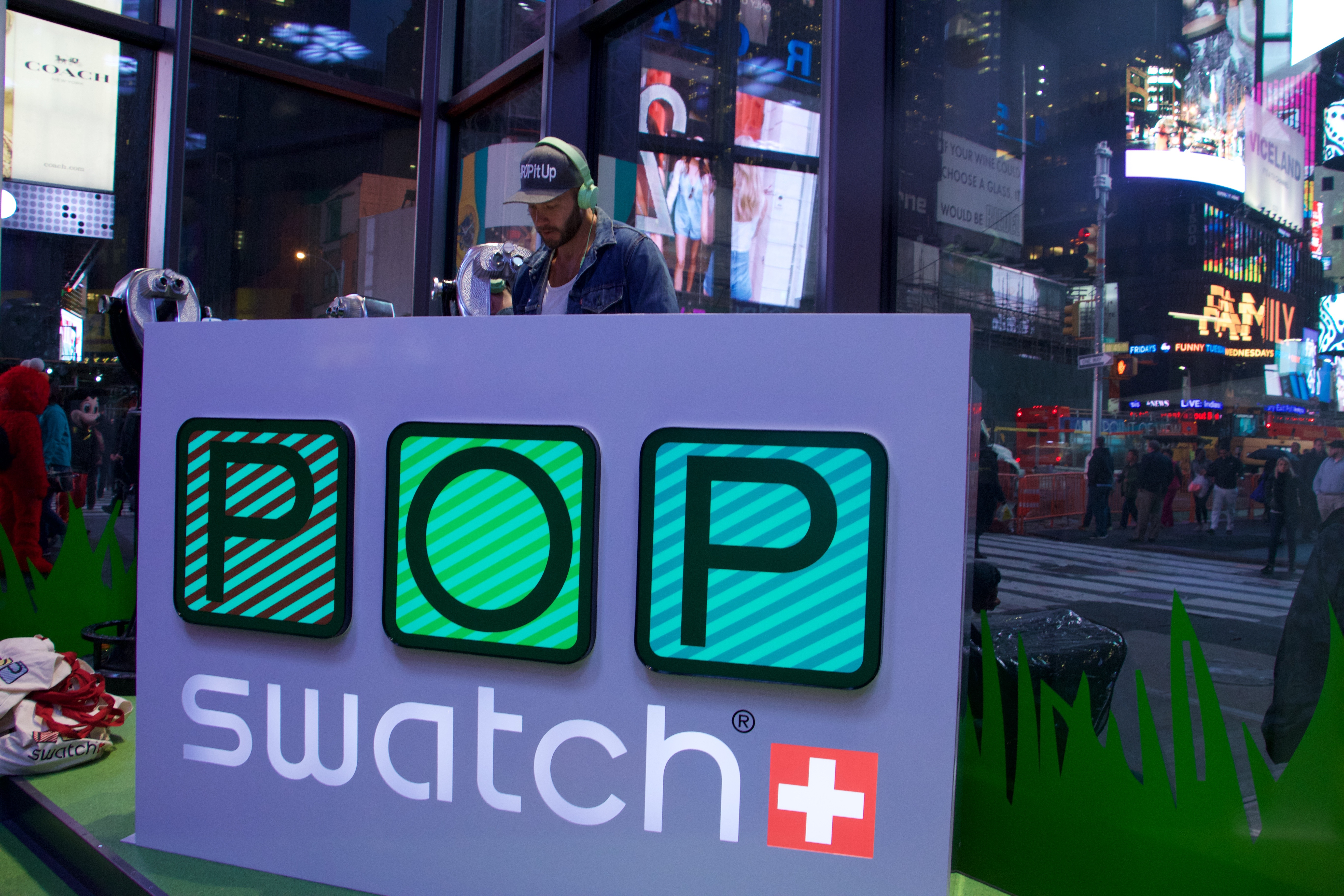 Swatch-times-square-event