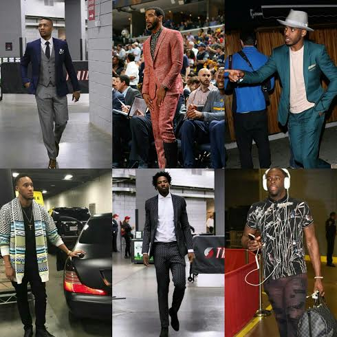 2016 NBA Playoffs STYLE: Chris Paul, Russell Westbrook, Damian Lillard, And More