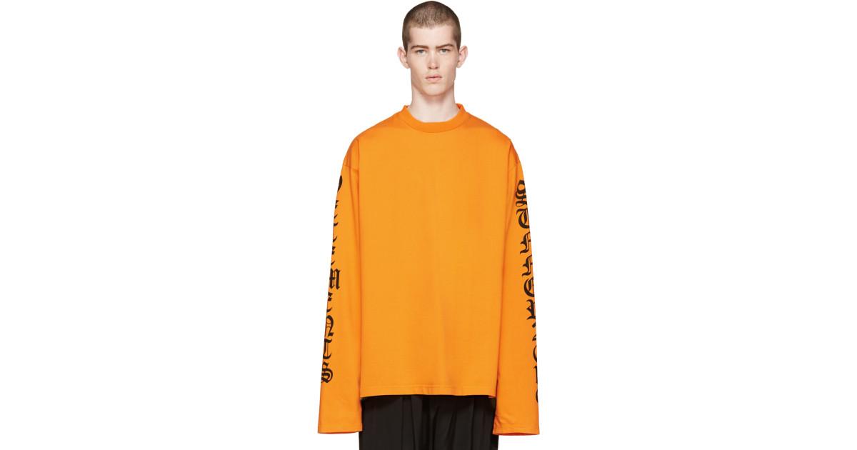 vetements-orange-orange-oversized-logo-sleeve-pullover-product-2-164506269-normal