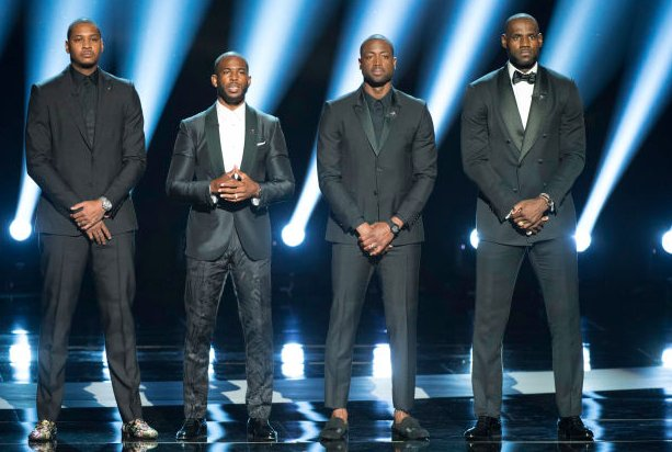 2016-ESPYS-BEST_DRESSED_Lebron-wade-chris-paul-carmelo