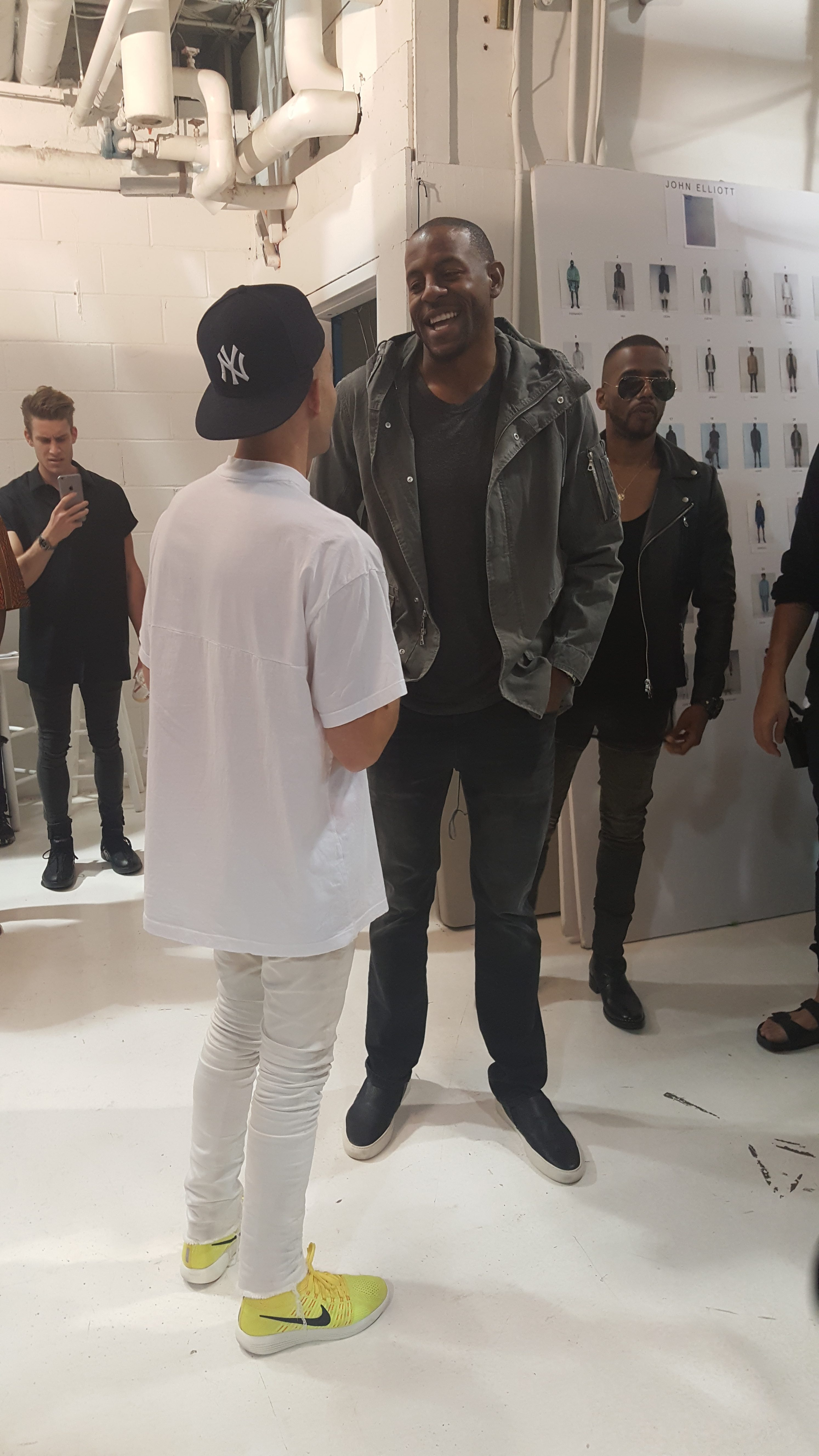 Andre-Iguodala-New-York-Fashion-Week-Mens-John-Elliot-