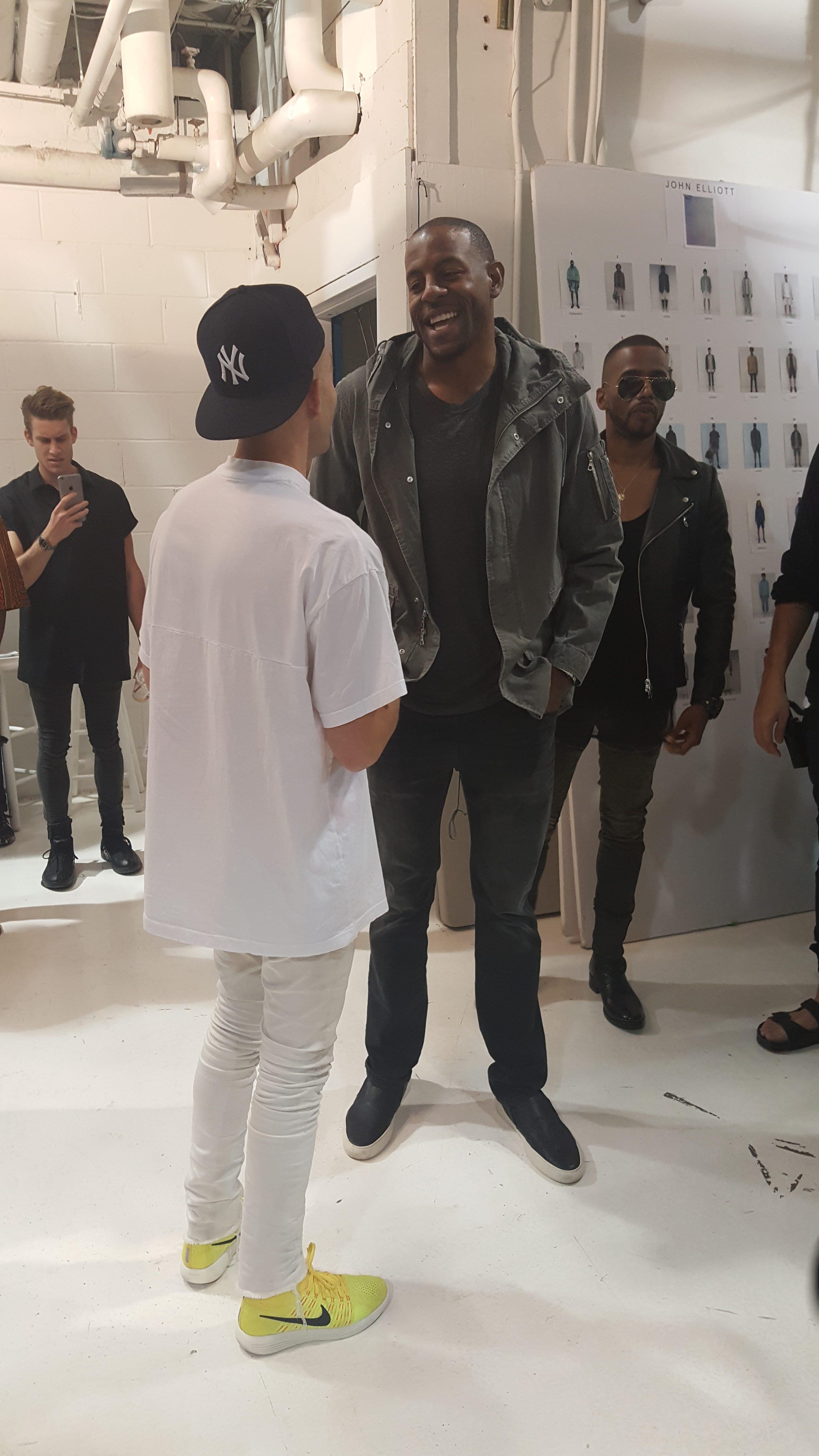 Andre-Iguodala-New-York-Fashion-Week-Mens-John-Elliot-