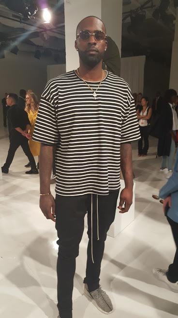 We Followed NBA Star Shabazz Muhammad Around For New York Fashion Week: Men's