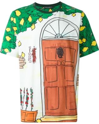 dolce-and-gabbana-drawing-print-t-shirt