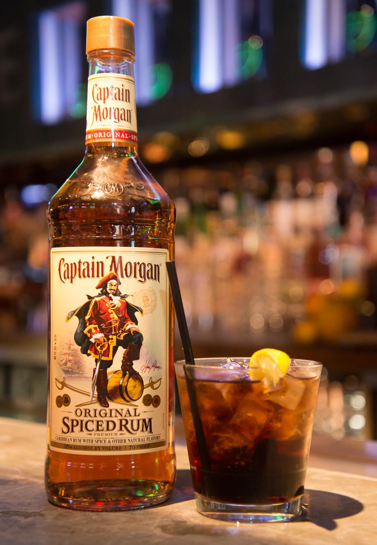 Captain & Cola