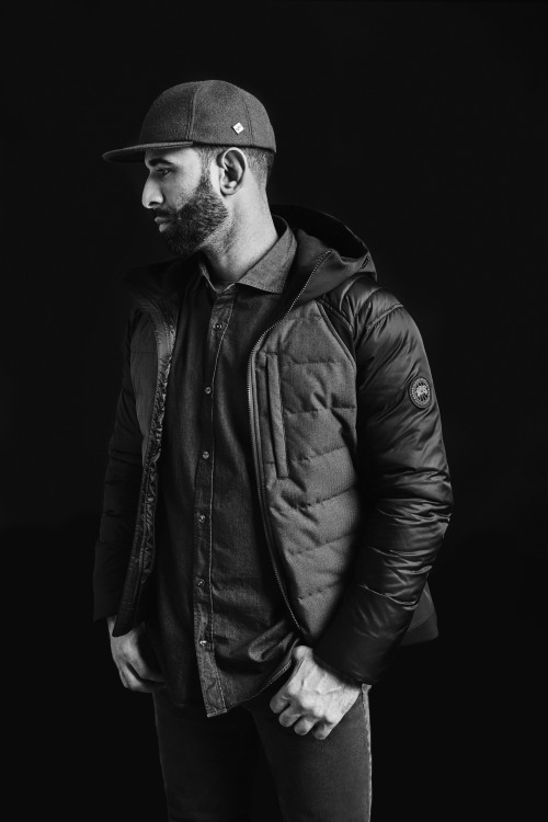 STYLE: MLB star José Bautista Collabs With Canada Goose On Limited-Edition Jacket