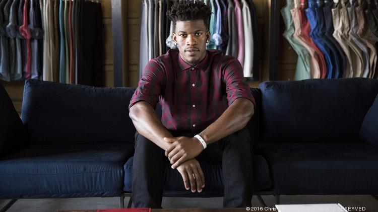 STYLE: NBA star Jimmy Butler Is Bonobos' New Brand Ambassador