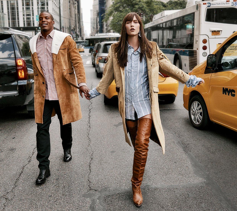Cam Newton Stars In Vogue Magazine: Talks Fashion, Fatherhood & Football