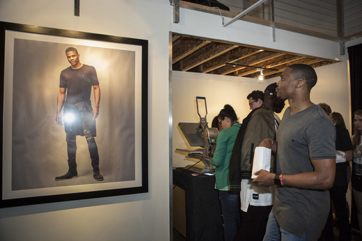 Russell Westbrook & True Religion Launch Capsule Collection at Oklahoma City Pop-Up Exhibit