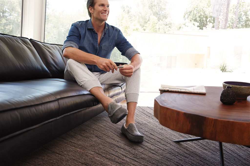 "Watch Tom Brady's New UGG for Men ""Do Nothing"" Campaign Spot w/ Julian Edelman And Jeff Bridges"