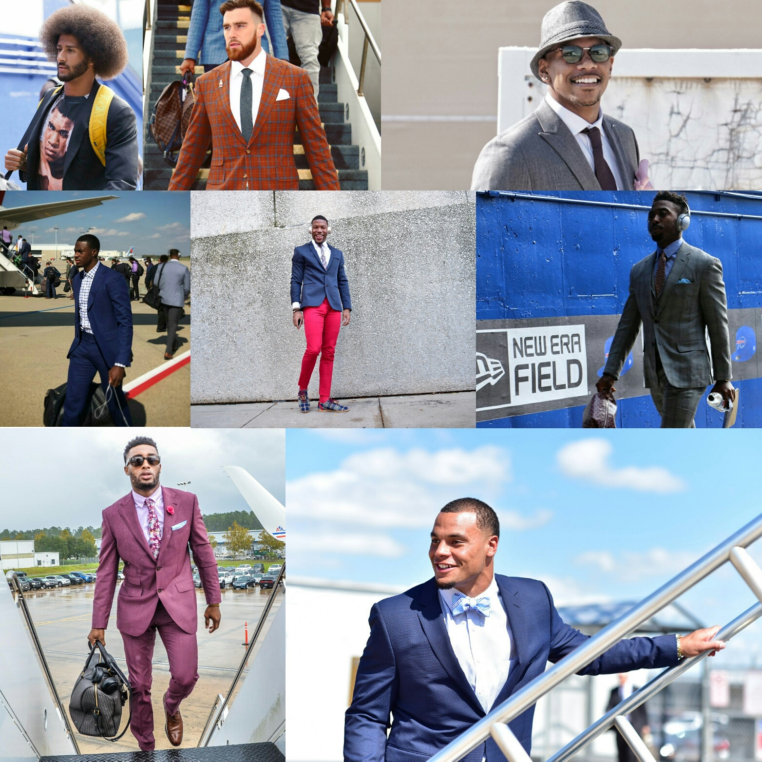 NFL SUNDAY STYLE WK 2: Fashion Tips For Men
