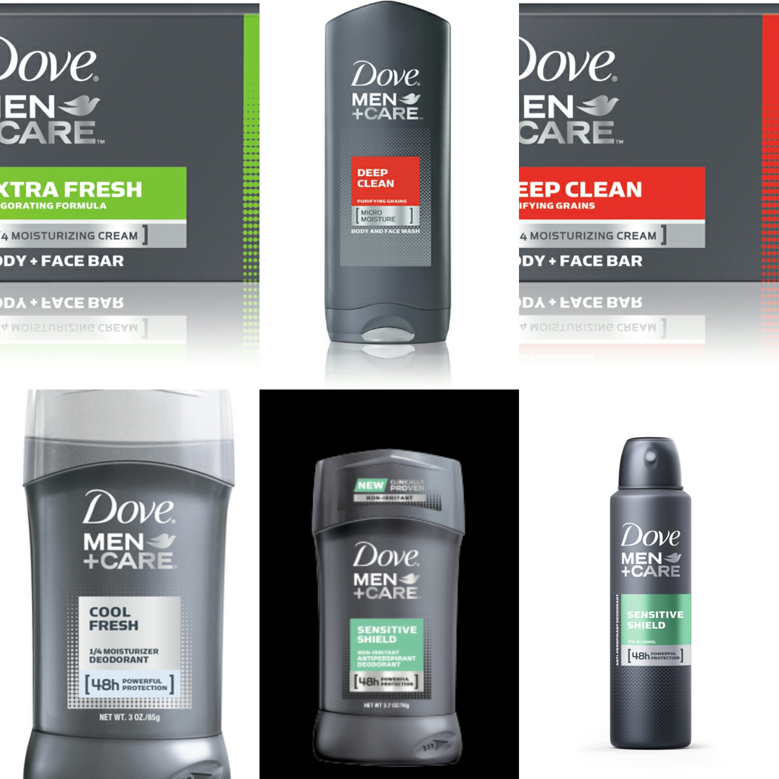 5 Reasons Guys Should Invest In Dove Men+Care Products: Q&A With Dr. Terrence Keaney