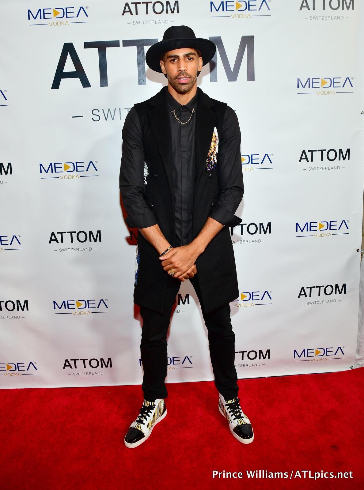 STYLE: NBA Thabo Sefolosha Talks ATTOM ATL Luxury Men's Store Opening, Fashion Trends And More