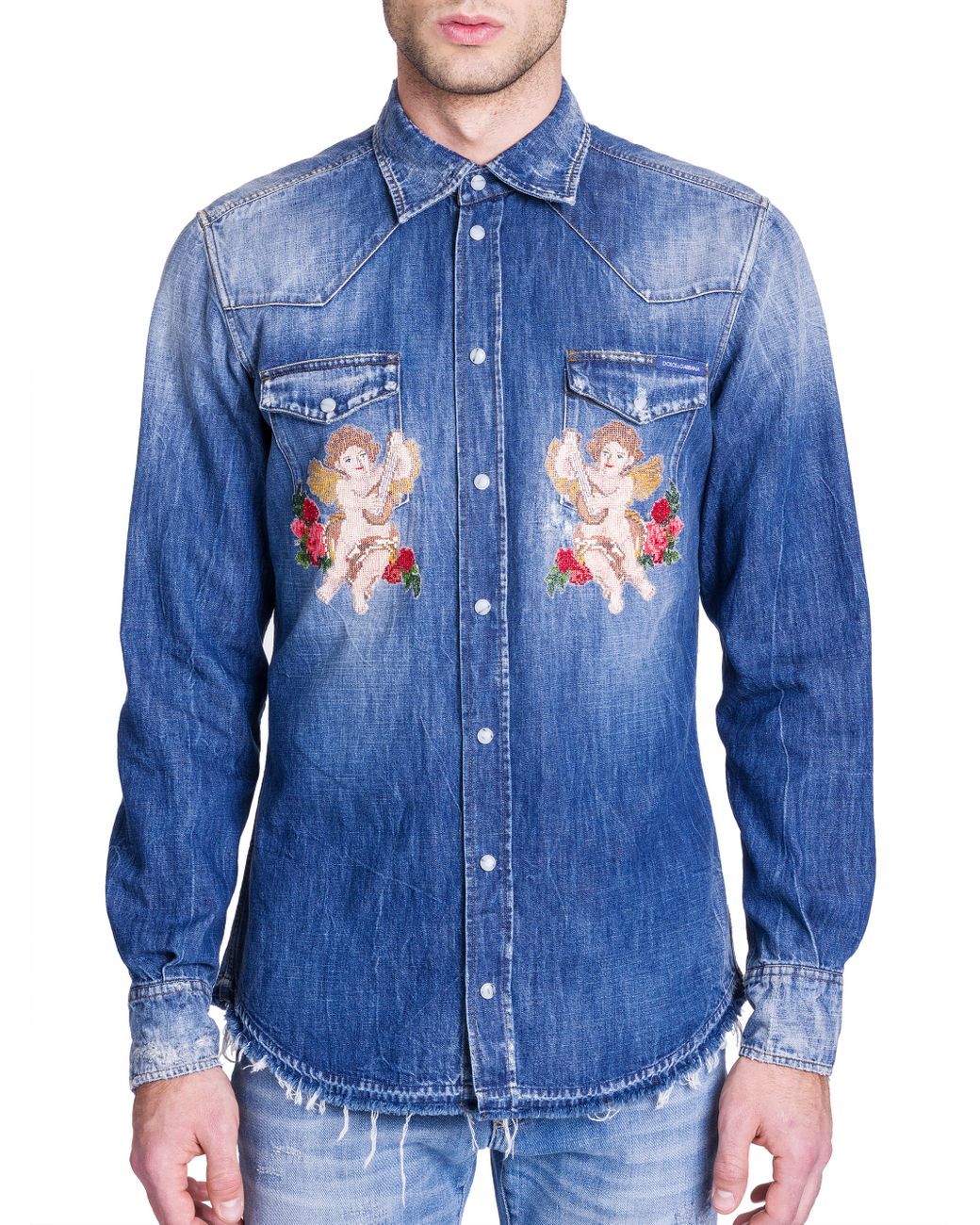 dolce-gabbana-mens-denim-cherub-shirt