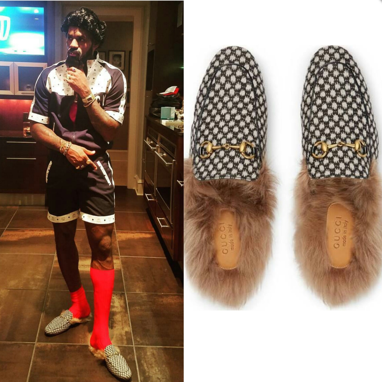 STYLE: Lebron James, Russell Westbrook & More Athletes Halloween ...