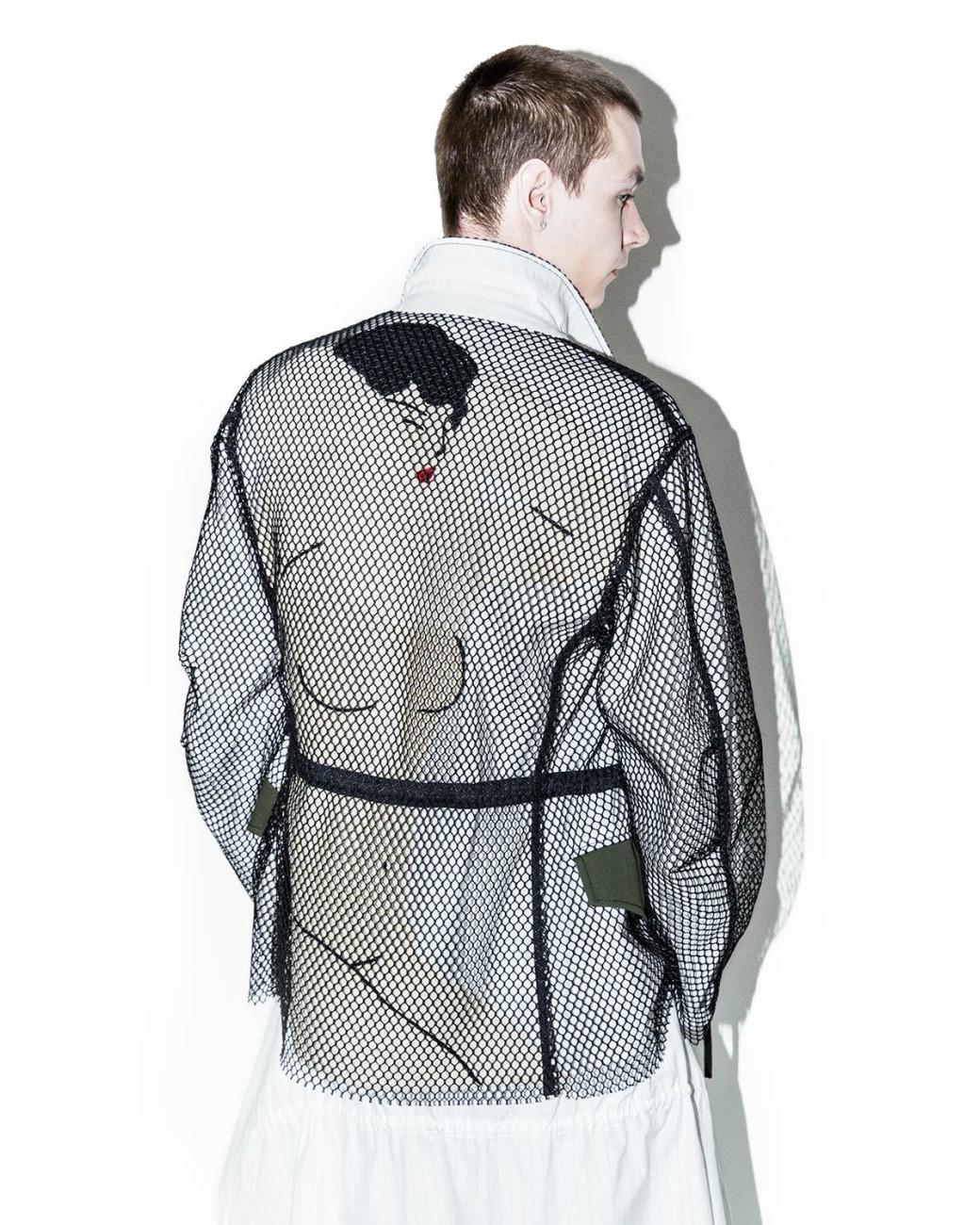 phillilp-lim-white-mesh-field-jacket