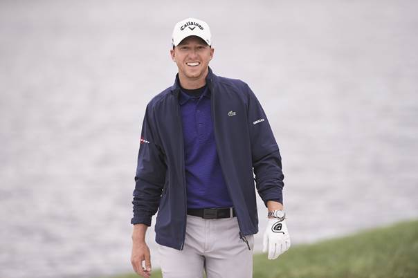 Pro Golfer Daniel Berger Partners With LACOSTE