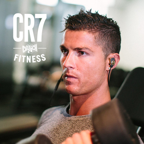 Cristiano Ronaldo Announces Partnership With Crunch Franchise