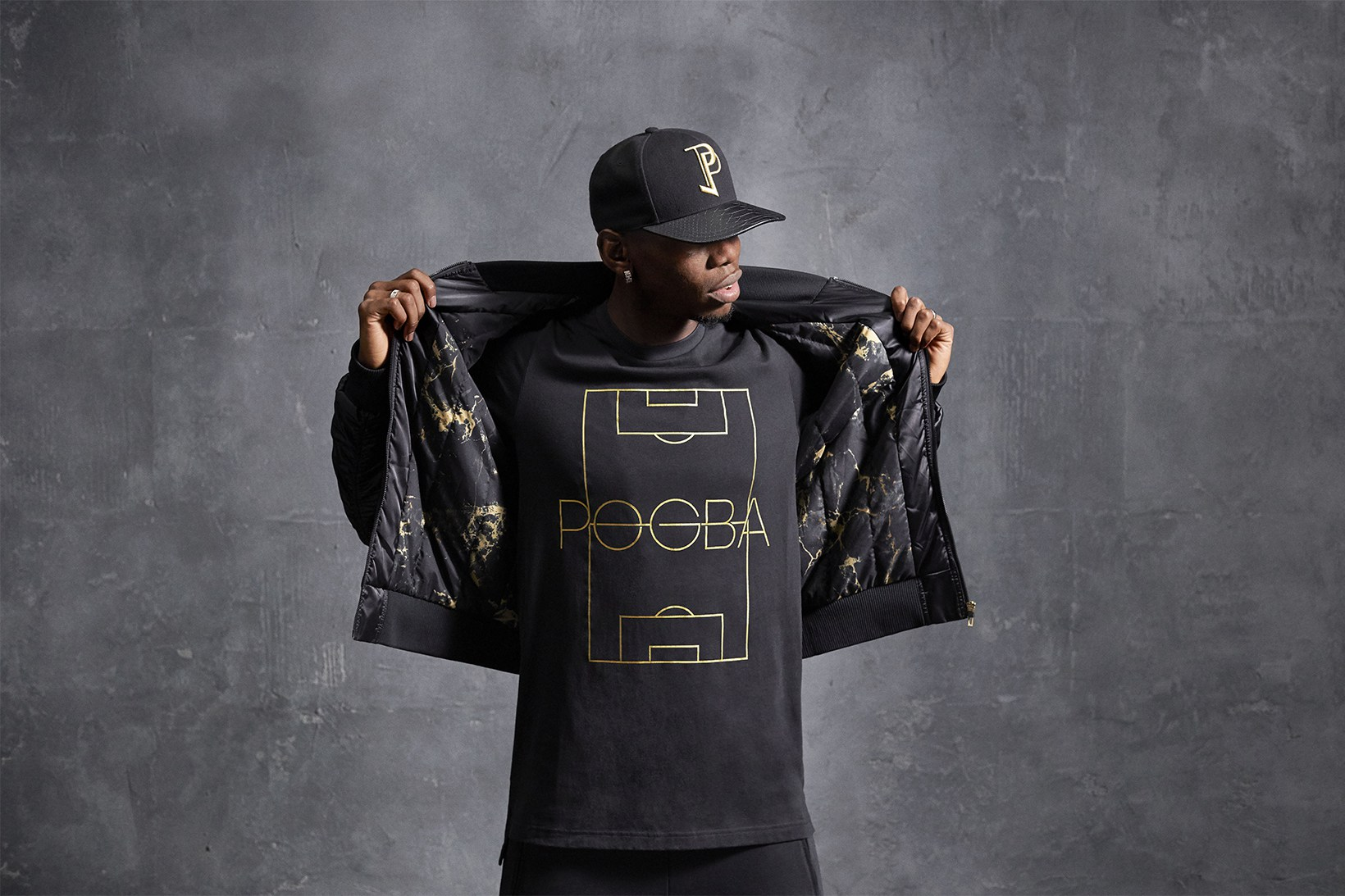 e132c15d3 The Paul Pogba x Adidas Football collection officially launched exclusively  at Parisian boutique Colette on January 16th. You can also shop the  collection ...