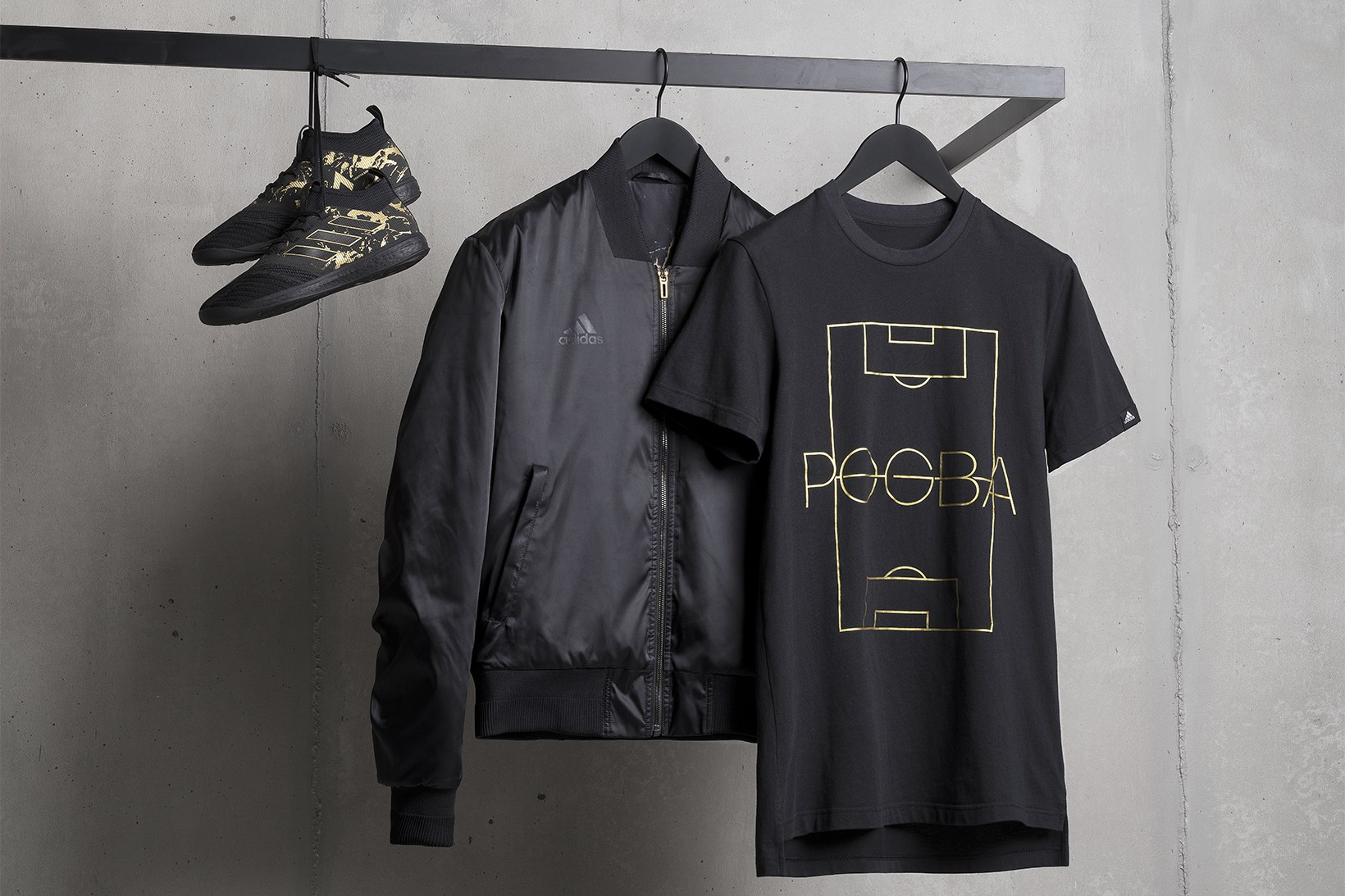 b4dae50fd Mens Clothing Online: Paul Pogba's Adidas Collection