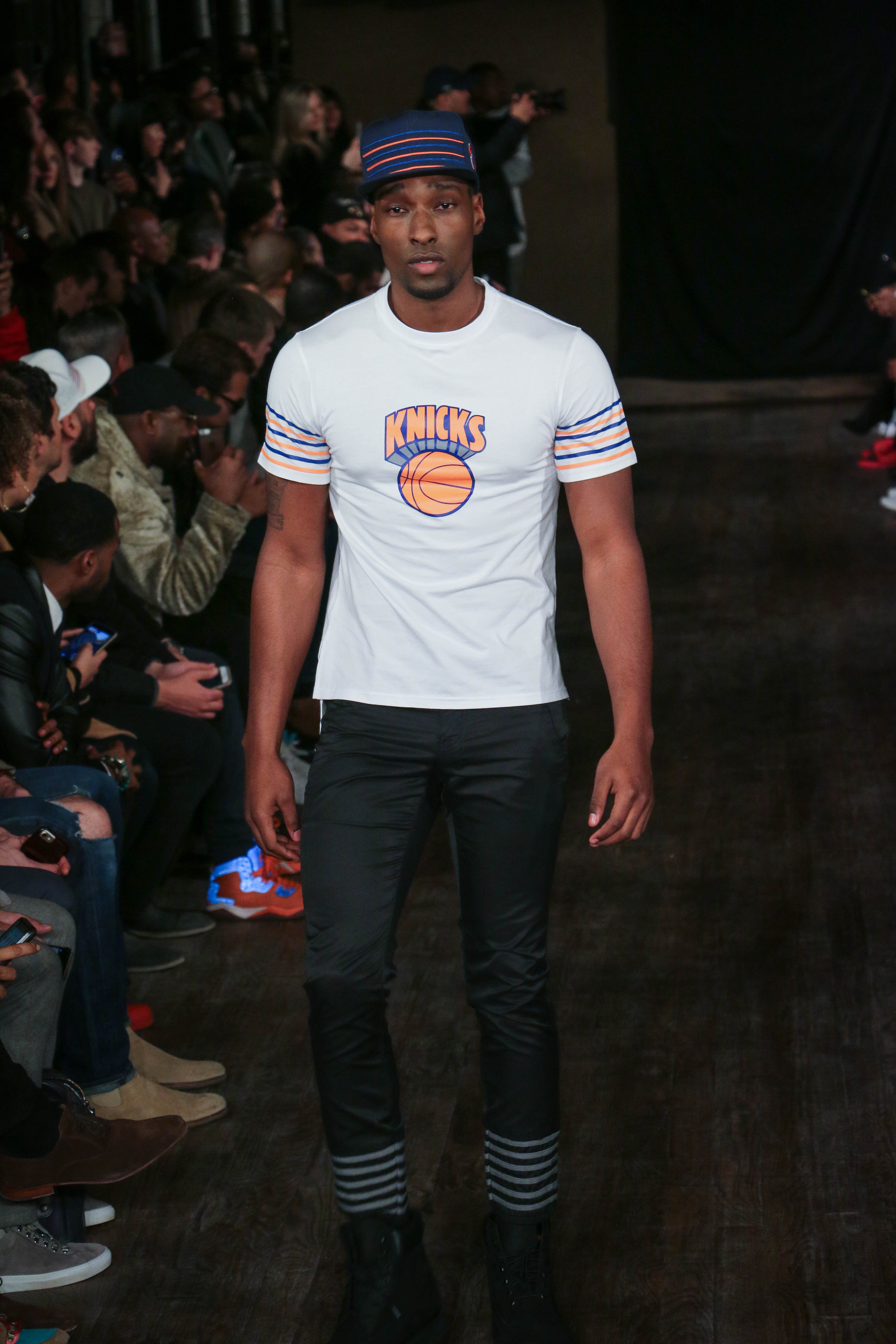 Grungy Gentleman Puts A Spin On New York Knicks And Rangers Gear For New MSG Collaboration.
