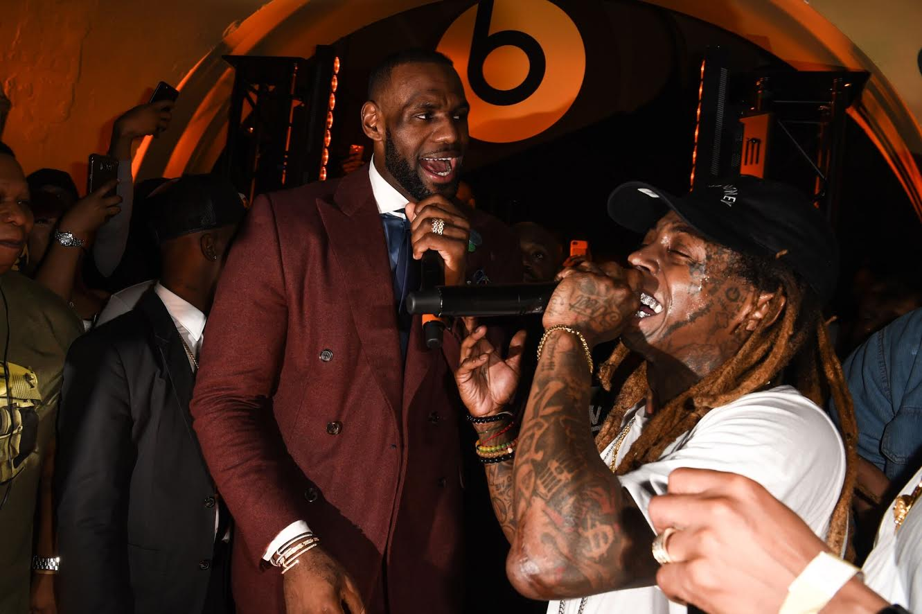 Beats By Dre And Lebron James Hosts Epic NBA All-Star Weekend Party: Lil Wayne, Hot Boys Reunion & More