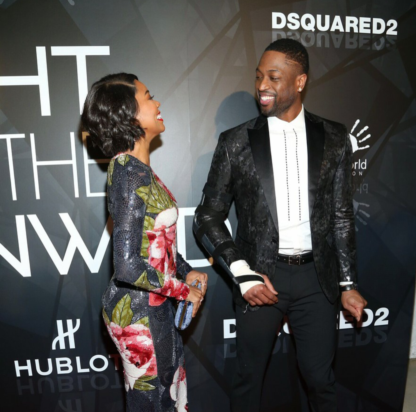 Dwyane Wade's RunWade Charity Gala in Chicago