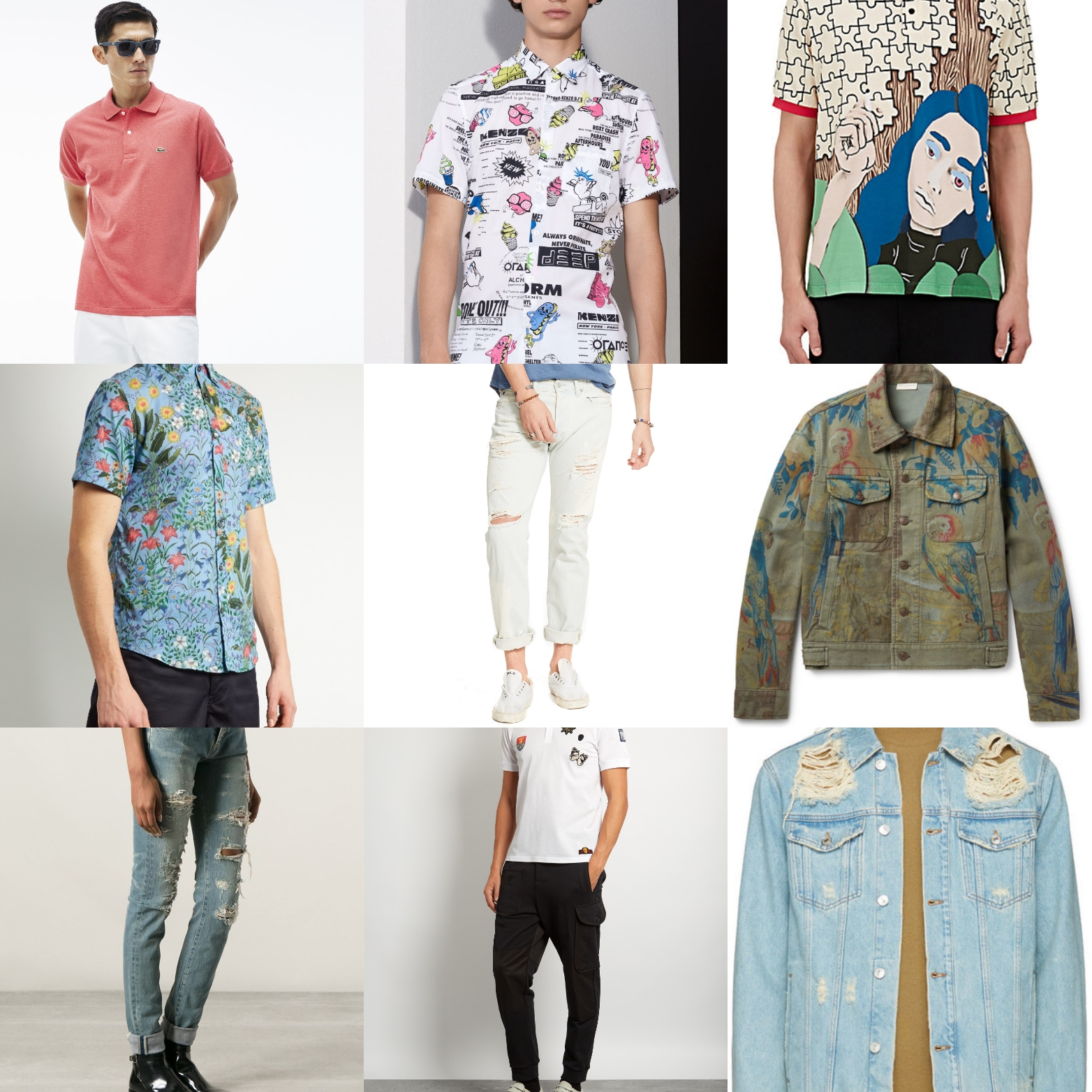550aa6ebad Men's Clothing Online To Purchase Now For The Spring Season ...