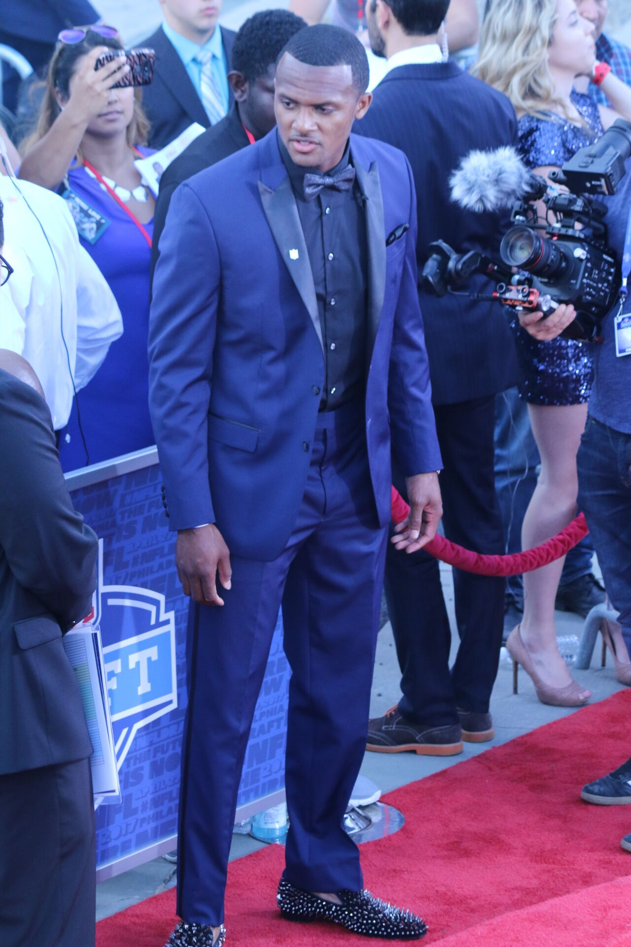 Deshaun Watson Talks 2017 NFL Draft And Off-Field Passion For Fashion