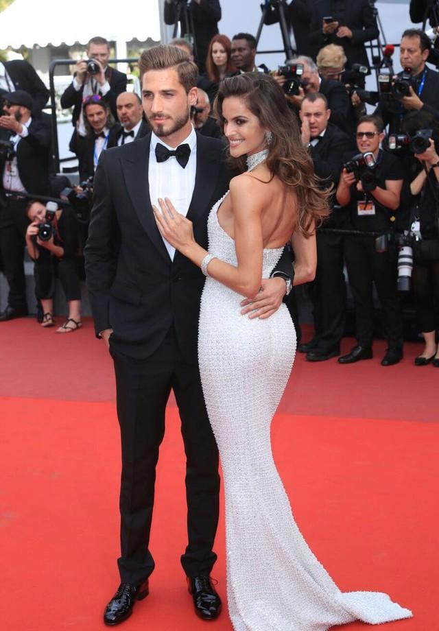 Kevin Trapp's 2017 Cannes Film Festival Red Carpet Lanvin Tuxedo