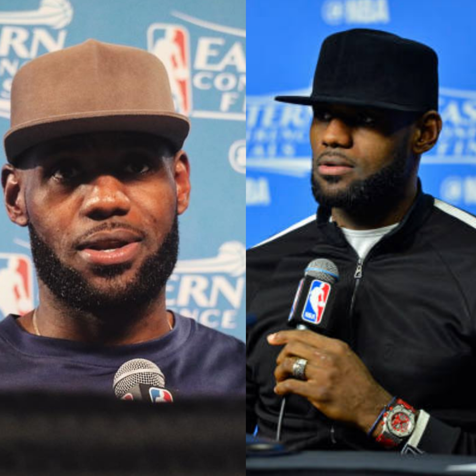 Lebron James' NBA Playoffs 2017 Hat Will Cost You $425