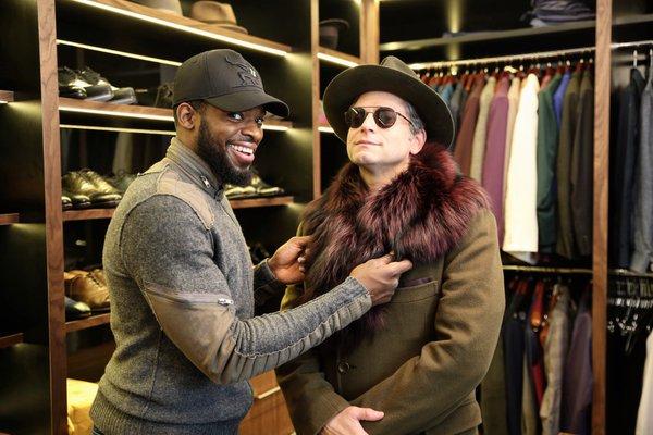 P.K. Subban Talks Fashion, Shows Off His Killer Wardrobe For ESPN E:60 Profile