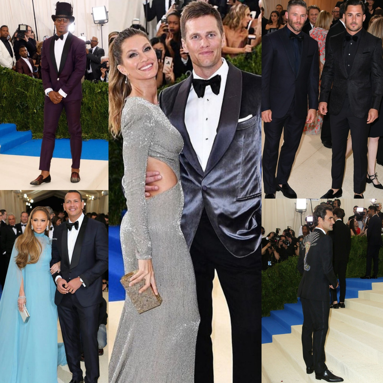 Met Gala 2017: Best-Dressed Athletes