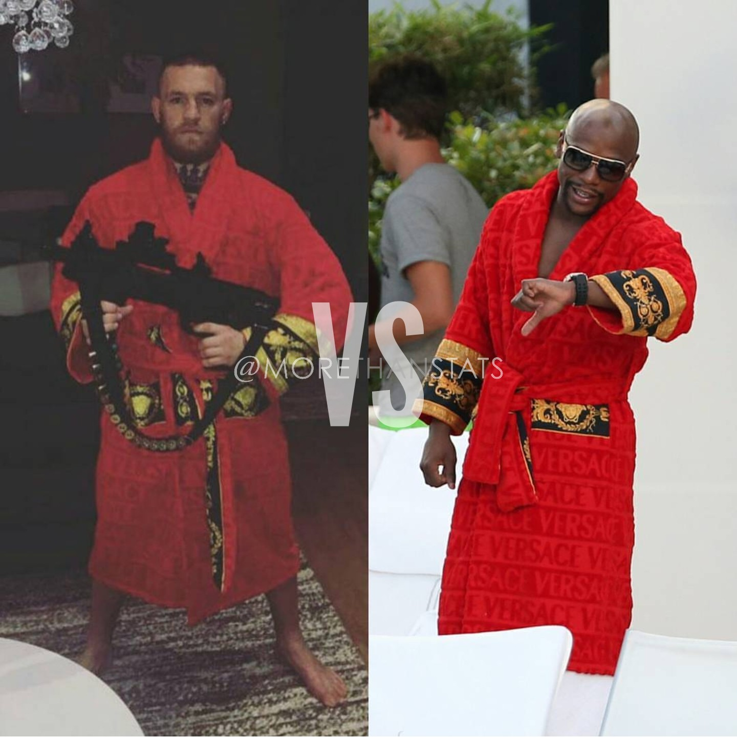 Conor McGregor VS. Floyd Mayweather: Who's Winning The Style Battle?
