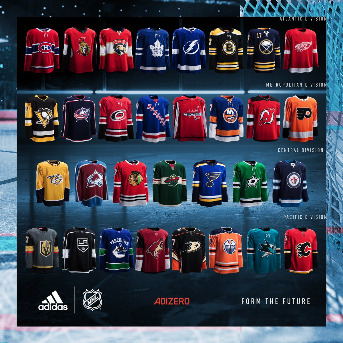 The New NHL Jerseys 2017-2018 Are Awesome! Here's Why.
