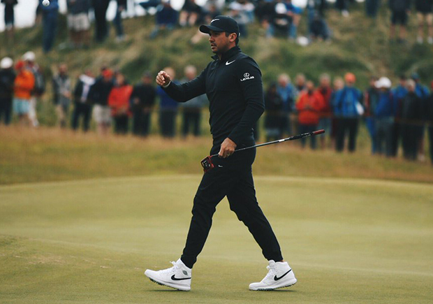 British Open Style: Jason Day Wears Air Jordan 1 Sneakers