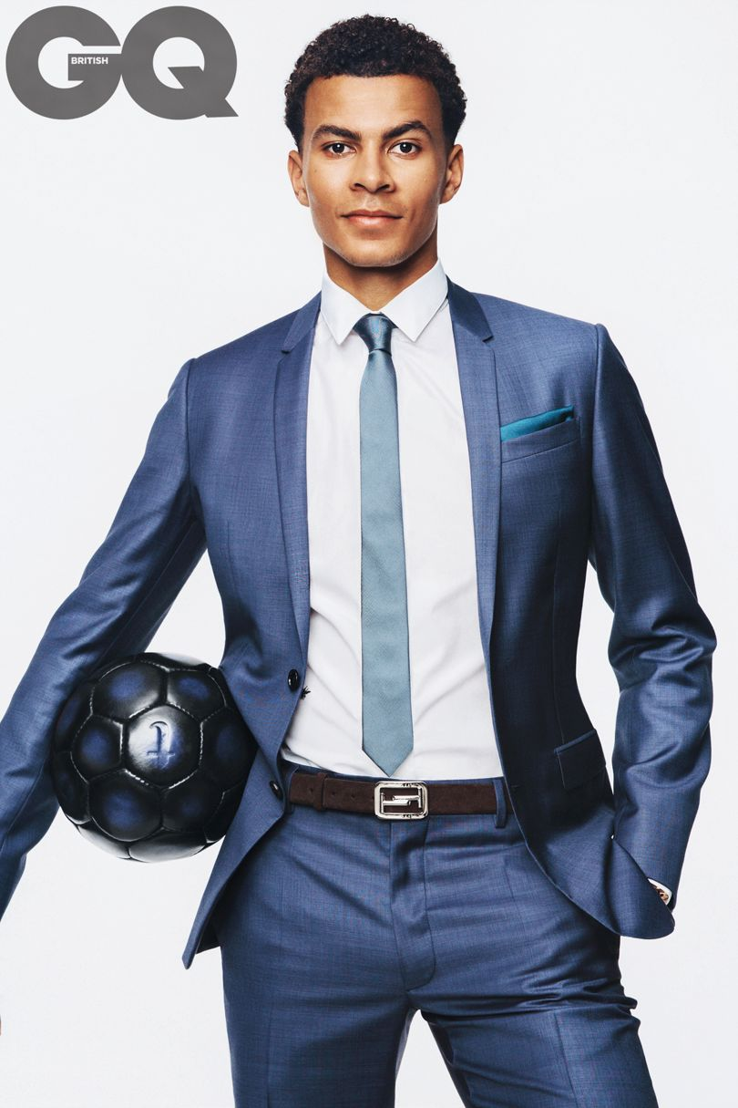 Dele Alli For British GQ