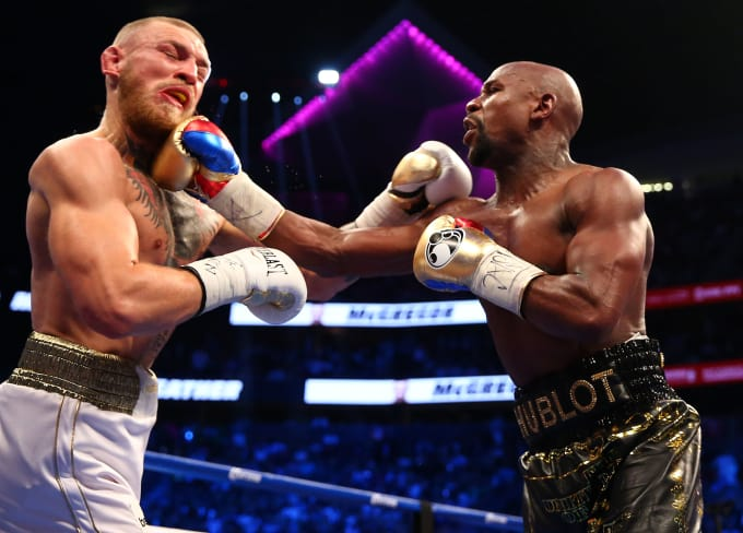 Mayweather, McGregor Fight STYLE RECAP: Lebron James, Draymond Green & More