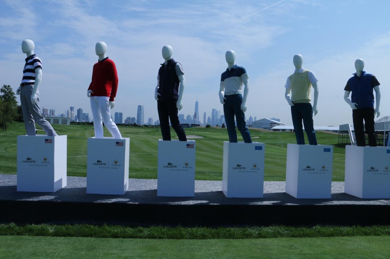 Lacoste 2017 PGA Presidents Cup Apparel Media Day