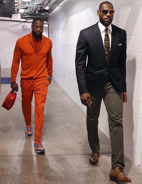 Dwyane Wade & Lebron James: NBA's Freshest Duo Is BACK?