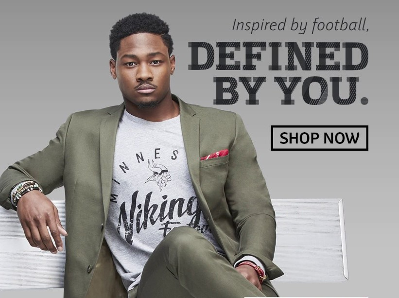 STEFON DIGGS Is The NFL's New Ambassador of Style