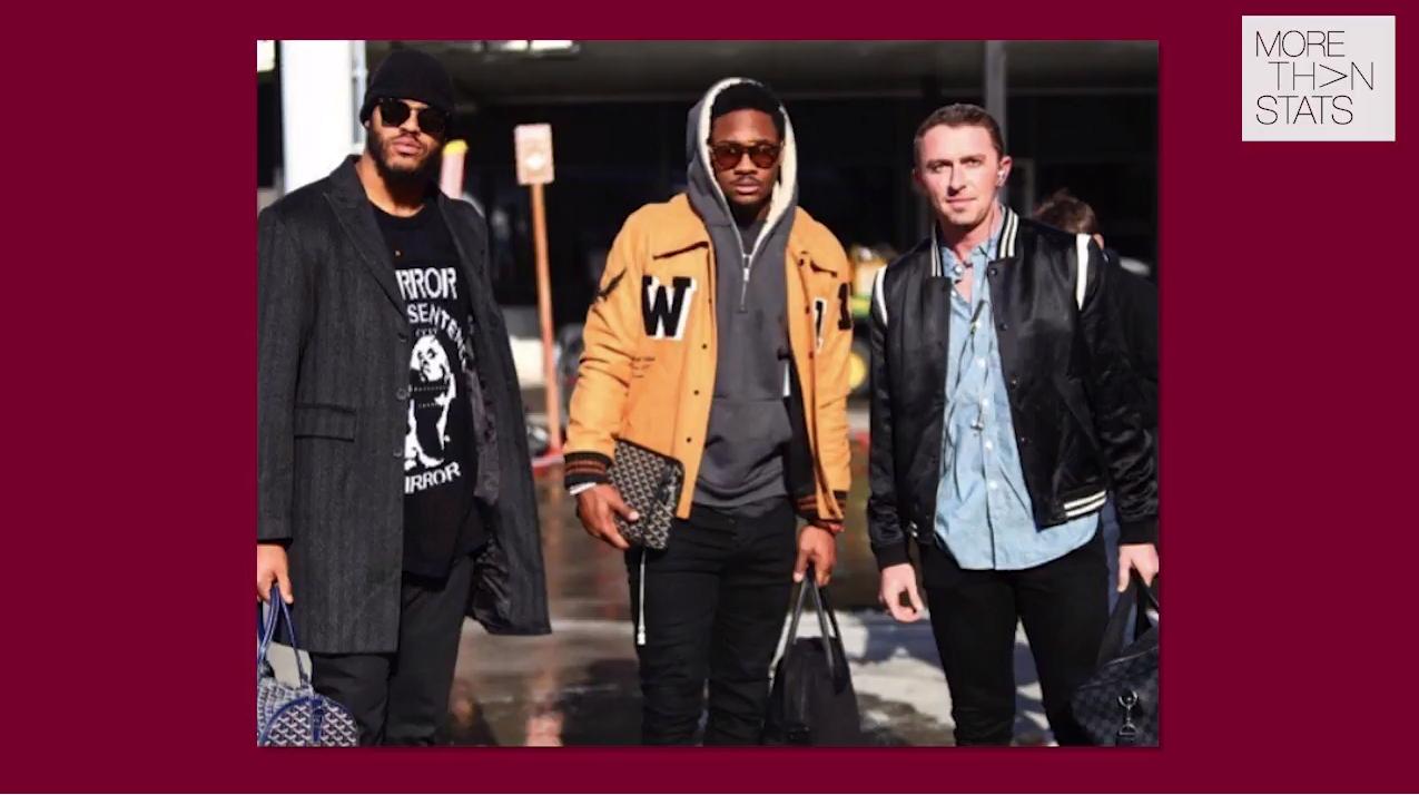 NFL Fashion INTO WEEK 11: Stefon Diggs Vikings #1, Orlando Scandrick, Cam Newton, & More