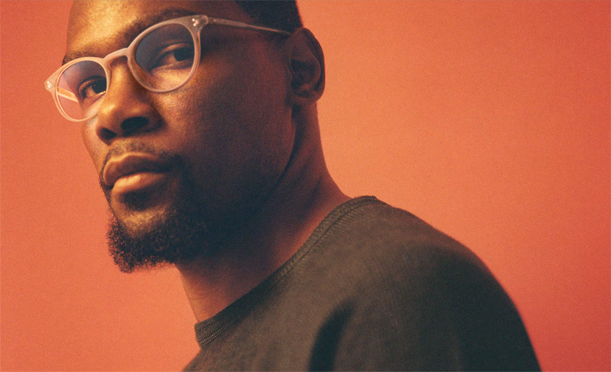 Nike & Kevin Durant Debut New Eyewear Collection For Holidays